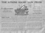 atkins saw sharpener instructions
